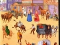 Wild West Sticker Book