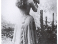 1887 Annie Oakley Mirror Shoot