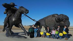 KS day 2014 - Great Bend home-school group