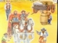 Old West Sticker Book