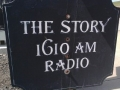 "Radio Story - ""The Legend"""